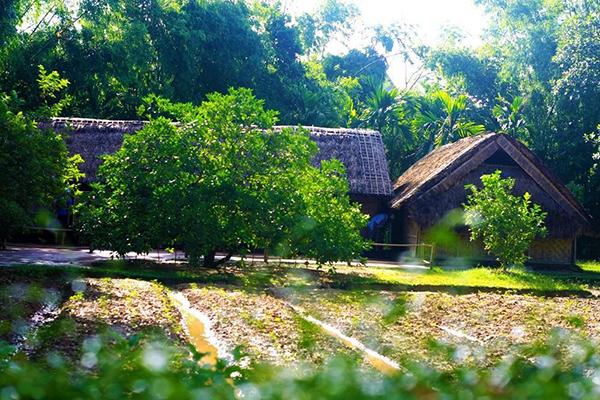 Ngôi nhà của Hồ Chủ Tịch