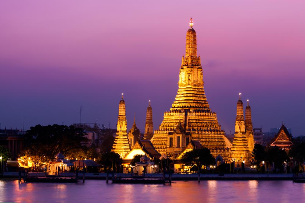Vé máy bay khuyến mãi đến Bangkok cùng Jetstar