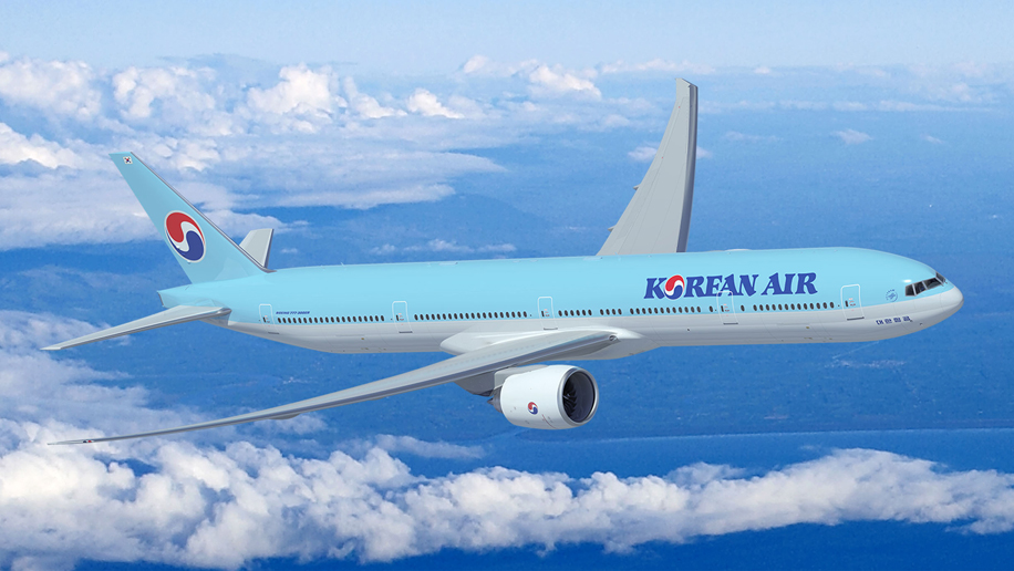 Vé máy bay Korean Airlines