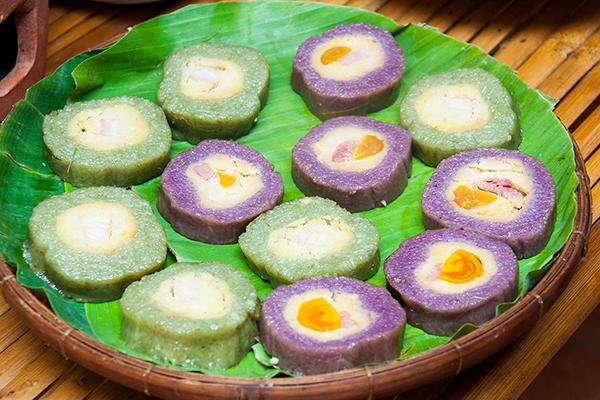 Bánh tét mật cật Phú Quốc ngon nức lòng