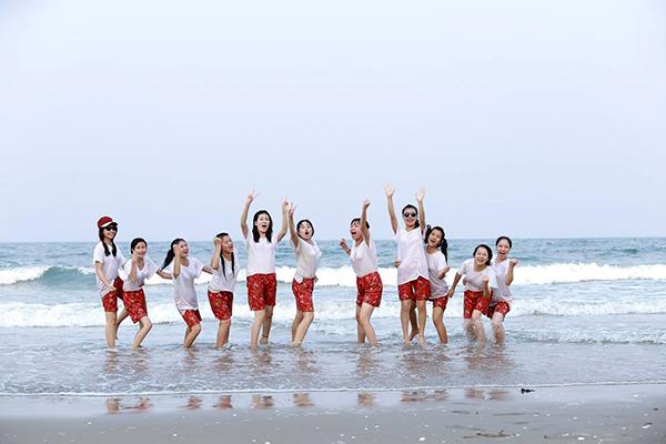 Du lịch biển Hải Hòa