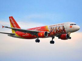 Hướng dẫn đặt vé máy bay giá rẻ Vietjet Air qua 9 bước