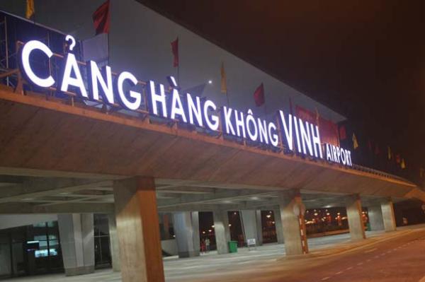 vé máy bay Vinh đi Hà Nội