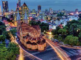 Vé máy bay Đồng Hới đi Sài Gòn