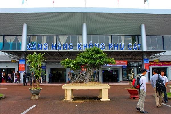Vé máy bay Quy Nhơn đi Sài Gòn