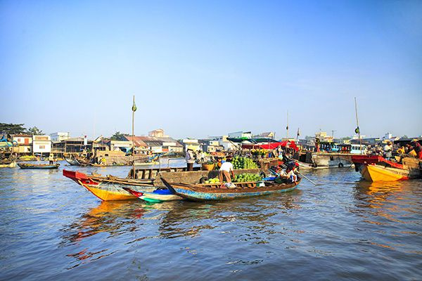 Vé máy bay Đà Nẵng Cần Thơ