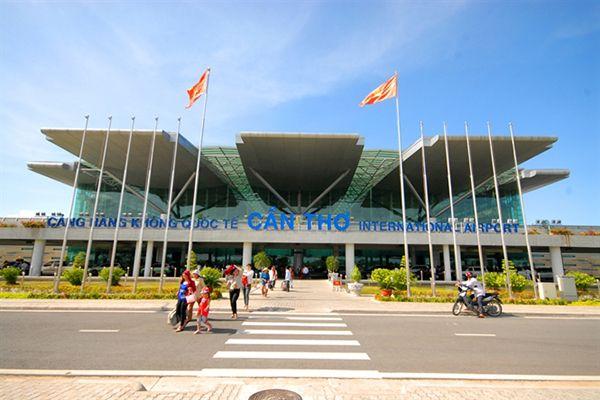 Hình ảnh sân bay Cần Thơ