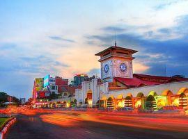 Giá vé máy bay Jetstar Thanh Hóa đi Sài Gòn